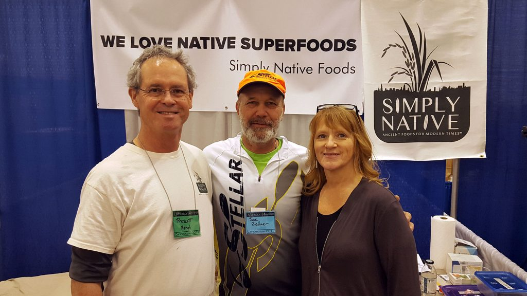 Simply Native Superfoods.